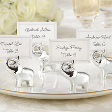 Contemporary Place Card Holders by aWise