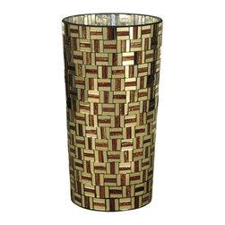 Dale Tiffany - New Dale Tiffany Ravenna Vase Brown/Bronze - Product Details