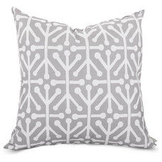 Contemporary Outdoor Pillows by Majestic Home Goods