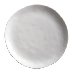 "Sculptured Dishware - Salad Plate - Sculptured dinner plate measures 8.25"" diam."