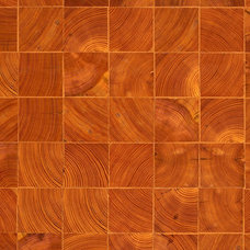 Traditional Hardwood Flooring by Elmwood Reclaimed Timber Inc.