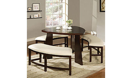 Contemporary Dining Tables by Overstock.com