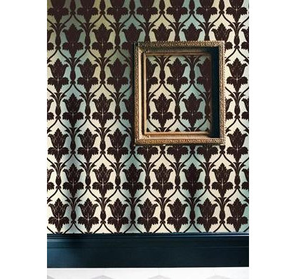 Eclectic Wallpaper by Zoffany