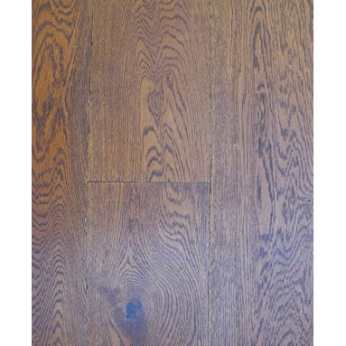 "Calais French White Oak Floors - Like our entire French Oak Collection, Calais is handpicked and directly sourced from European forests, and available in solid or engineered planks in custom lengths up to 12"" x 12' for ultimate versatility."