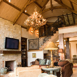 ... Cathedral Ceiling Living Room Design Ideas, Pictures, Remodel & Decor