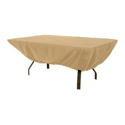 """Fifthroom - 72"""" Rectangular/Oval Piazza Table Cover -"""