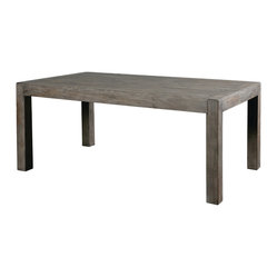 Post & Rail Dining Table 71
