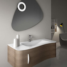 Modern Bathroom Sinks by European Cabinets & Design Studios