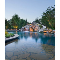 by Banks Pool & Spa Design
