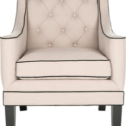Safavieh - Safavieh Sherman Arm Chair -