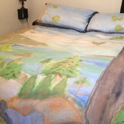 Hand-Painted Home Decor - Denali Marlane