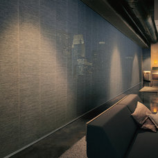 Contemporary Vertical Blinds by Accent Window Fashions LLC