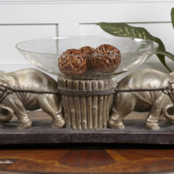 "19700 Matangi, Bowl by uttermost - Get 10% discount on your first order. Coupon code: ""houzz"". Order today."