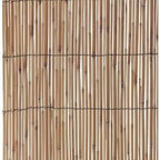"""Gardman USA - Reed Fencing 13'x3'3"""" - REED FENCING 13'0""""  LONG x 3'3"""" HIGH.  Ideal cover for fencing and unsightly areas. Simple to attach to fence uprights with ties or staples. Pre-cut size for consumer convenience. Great value!  This item cannot be shipped to APO/FPO addresses. Please accept our apologies."""