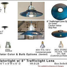 traditional lighting by Railroadware