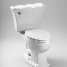 Traditional Toilets by TOTO