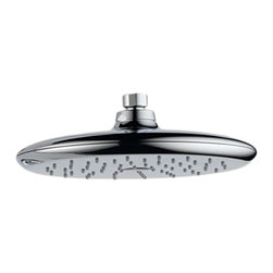 Delta - Delta RP52382Delta Single-Setting Showerhead (Chrome) - With its large assortment of accessories and styles, the Delta series is sure to have the perfect combination of products for any application.