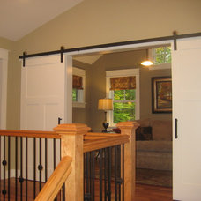 Contemporary Interior Doors by SAS Builders LLC