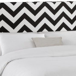 Chevron I Upholstered Headboard - About Skyline Furniture Manufacturing Inc.Skyline Furniture was founded in 1948 with the goal of producing stylish, affordable, quality furniture for the home. After more than 50 years, this family-run business is still designing and manufacturing unique products that meet the ever-changing demands of the modern home furnishing industry. Located in the south suburbs of Chicago, the company produces a wide variety of innovative products for the home, including chairs, headboards, benches, and coffee tables.