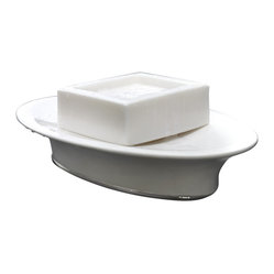 WS Bath Collections Belle Soap Dish