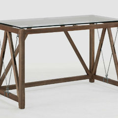 modern desks by Overstock