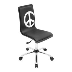 Printed Office Chair -