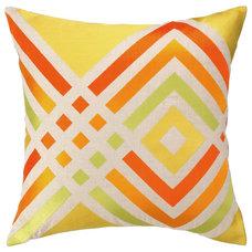 Contemporary Decorative Pillows by Zinc Door