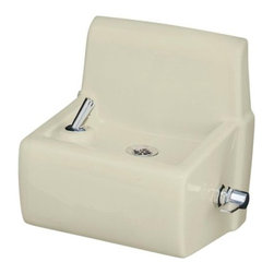 KOHLER - KOHLER K-5264-0 Millbrooke Drinking Fountain - KOHLER K-5264-0 Millbrooke Drinking Fountain in White