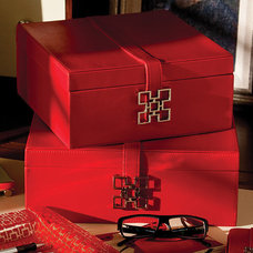 Asian Decorative Boxes by GLOBAL VIEWS