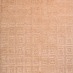 """Safavieh - Tibetan Greek Key Ivory Rug - Safavieh's High Touch Tibetan Weave brings an ancient weave and fine materials to the present sensibilities of today's interior design. Simple geometric patterns, almost hidden within the weave, with muted accents, soft shades and neutral earth tones, are the main visual characteristics of this series. Features: -Technique: Tibetan weave.-Style: Contemporary.-Vacuum regularly. Brushless attachment is recommended..-Avoid direct and continuous exposure to sunlight..-Do not pull loose ends; clip them with scissors to remove..-Remove spills immediately; blot with clean cloth by pressing firmly around the spill to absorb as much as possible. For hard-to-remove stains professional rug cleaning is recommended..-Construction: Handmade.-Collection: Tibetan.-Distressed: No.-Collection: Tibetan.-Construction: Handmade.-Technique: Knotted.-Primary Color: Butterscotch.-Material: 100% Wool.-Fringe: No.-Reversible: No.-Rug Pad Needed: Yes.-Water Repellent: No.-Mildew Resistant: No.-Stain Resistant: No.-Fade Resistant: No.-Swatch Available: No.-Eco-Friendly: No.-Recycled Content: 0%.-Outdoor Use: No.-Product Care: Professional cleaning is recommended.Specifications: -Material: 100% Wool.Dimensions: -Overall Dimensions: 60-168'' Height x 30-120'' Width.-Overall Product Weight (Rug Size: 3' x 5'): 12.45 lbs.-Overall Product Weight (Rug Size: 4' x 6'): 19.92 lbs.-Overall Product Weight (Rug Size: Runner 2'6"""" x 10'): 20.75 lbs. About the Manufacturer: About Safavieh: Safavieh is a leading manufacturer and importer of fine rugs. Established in 1914 in the capital of Persian weaving masters, the company today brings three generations of knowledge and experience to its award-winning collections. In the United States since 1978, Safavieh has been a pioneer in the creation of high quality hand-made rugs, a trend that revolutionized the rug business in America. Its collections range from the finest antique and historical reproductions to the most fash"""