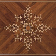 Traditional Wood Flooring by Element 7