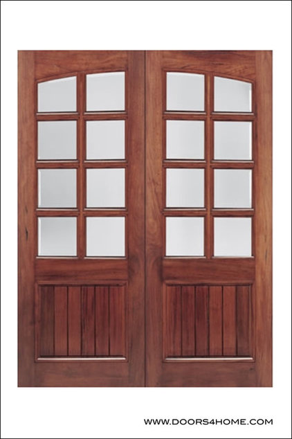 Traditional Front Doors by Doors4Home