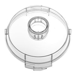 Cuisinart - Cuisinart Food Processor 14-Cup Flat Cover with Cap - Genuine Cuisinart food processor cover. Made of polycarbonate. Fits Cuisinart food processor models DLC-7FSP, DLC-7FPC, DLC-7M, DLC-7SP, DLC-7P, PRO14, DLC7, DLC7SFP, DLC7FPC, DLC7M, DLC7SP & DFP-14. Dishwasher safe..