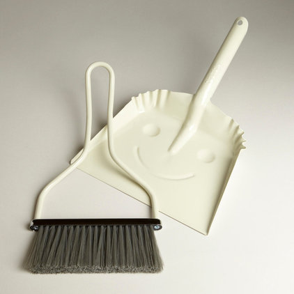 Contemporary Mops Brooms And Dustpans by Cost Plus World Market