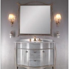 Traditional Bathroom Vanities And Sink Consoles by Lea Bassani Design