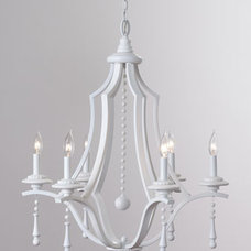 Contemporary Chandeliers by Horchow