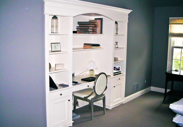 Traditional Storage And Organization by Hunter Roberts Homes