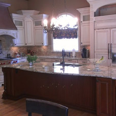 Kitchen Countertops by Russo Stone and Tile design, llc.