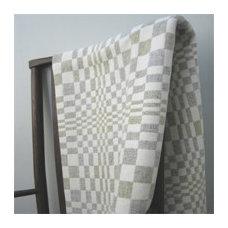 Modern Blankets by Selvedge