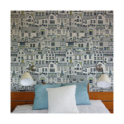 eclectic wallpaper by Not on the High Street