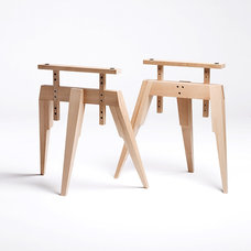 Modern Dining Tables by HORNE