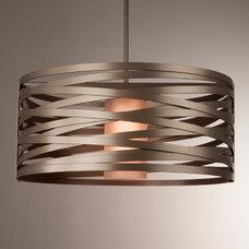 Eclectic Chandeliers by Hammerton Lighting