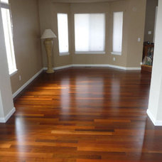 contemporary wood flooring by Fantastic Floor