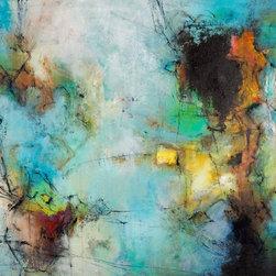 "SCANDINAVIAN ART FACTORY - LARGE ARTWORK - NAME-""SKYFALL"""