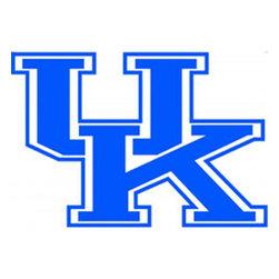 Trademarx Wall Decor - NCAA Kentucky Wildcats College Logo Wallmarx Accent Decal - Features: