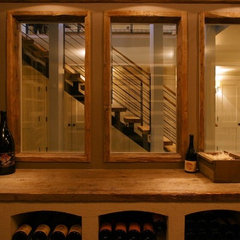 wine cellar by Workshop/apd