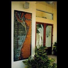 Tropical Artwork by Dave Kellum