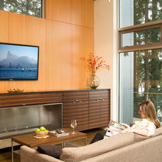 Contemporary  by Coates Design Architects Seattle