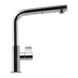 Franke  Single Handle Kitchen Faucet with Pullout Stream