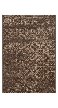 """Loloi Rugs - Loloi Rugs Elton Collection - Brown / Beige, 7'-7"""" x 10'-5"""" - Designed to look like a modern version of yesterday's classics, the Elton Collection features intentionally distressed pattern that matches well with contemporary to transitional spaces. Elton is power loomed in Egypt of polypropylene and polyester for great durability and easy maintenance. Available in six sizes including a runner and a scatter."""